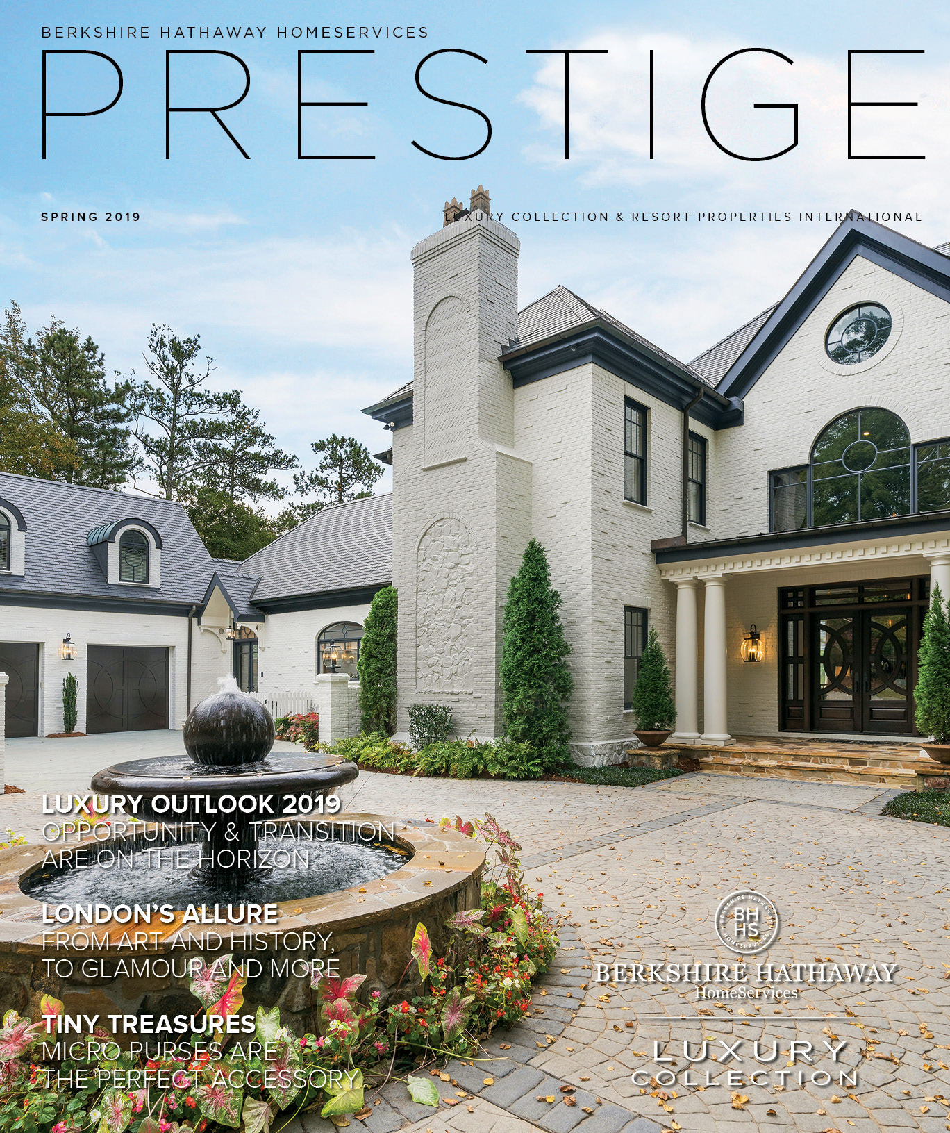 Fall 2018 Prestige Magazine Cover