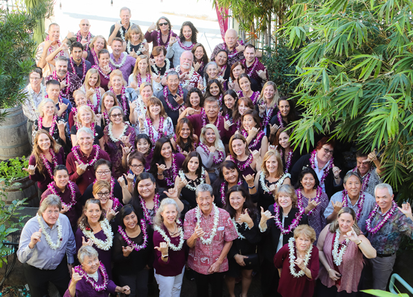 BHHS Hawaii team photo